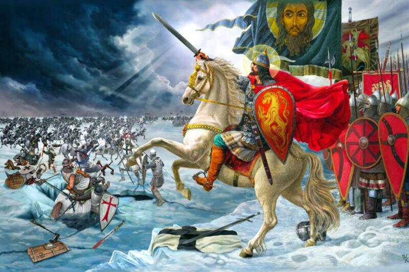 В Тверской Горьковке открывается выставка, посвящённая 800-летию со дня рождения Александра Невского