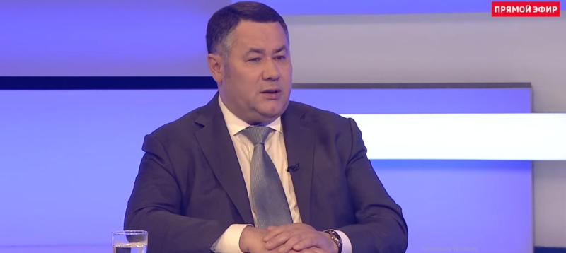 Игорь Руденя рассказал об итогах деловой поездки в Калязин
