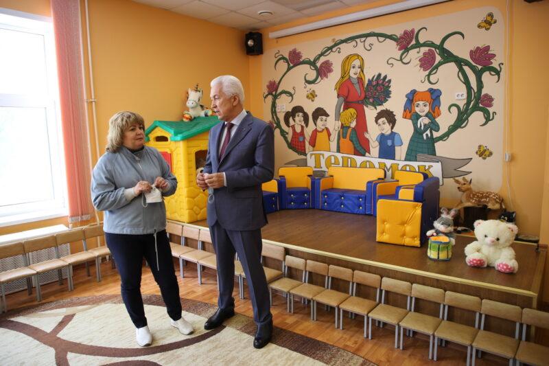 Владимир Васильев: «В «Теремке» нам удалось создать атмосферу «как дома»