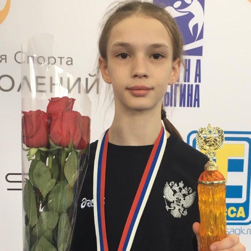 Спортсменка из Калязина выступит на чемпионате Европы по вольной борьбе
