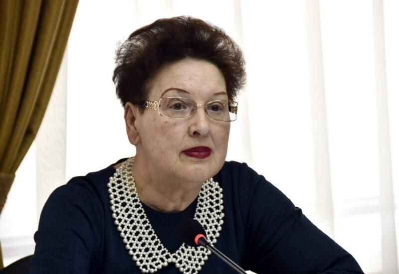 Екатерина Глебова: Мы в этот день благодарны всем, кто честно и добросовестно трудится