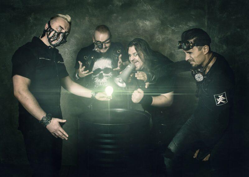"""Впервые в Твери группа """"Химера"""" исполнит свои композиции жанра """"Industrial Heavy Metal"""""""