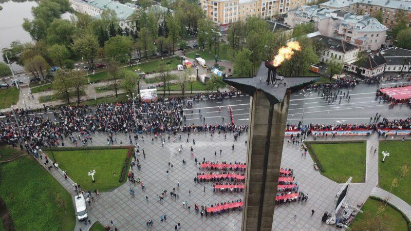 В праздничные дни в Тверской области участниками мероприятий стали больше 21600 жителей