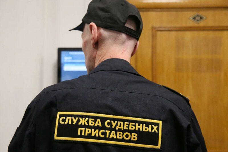 В Твери автомобили 12-ти человек арестовали из-за долгов
