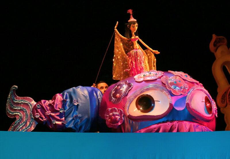 """""""Конег-Горбунок"""" приглашает маленьких зрителей в сказочное приключение в Тверском театре кукол"""