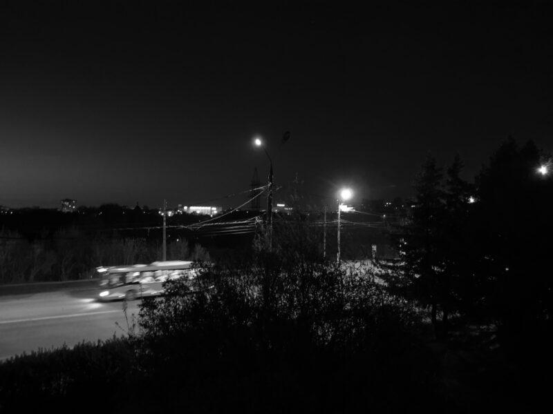 Тверской фотограф показал еще одну черно-белую серию снимков