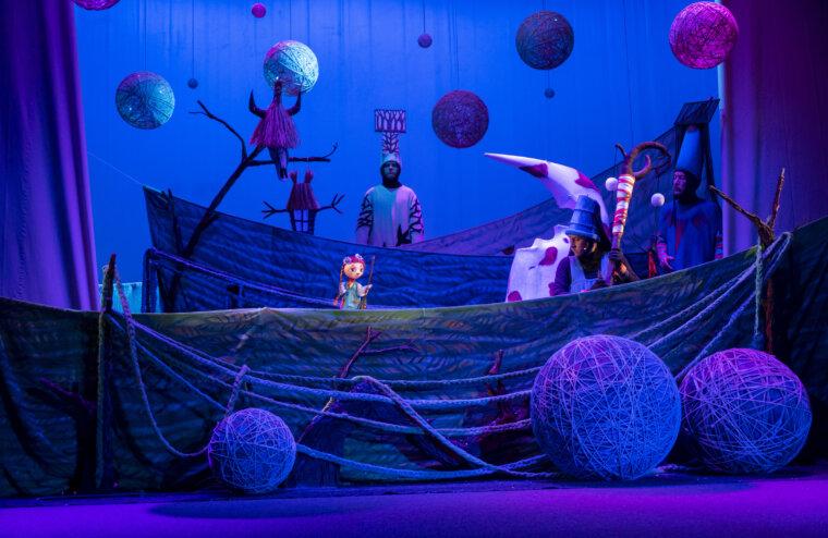 В Тверском театре кукол представят народную сказку