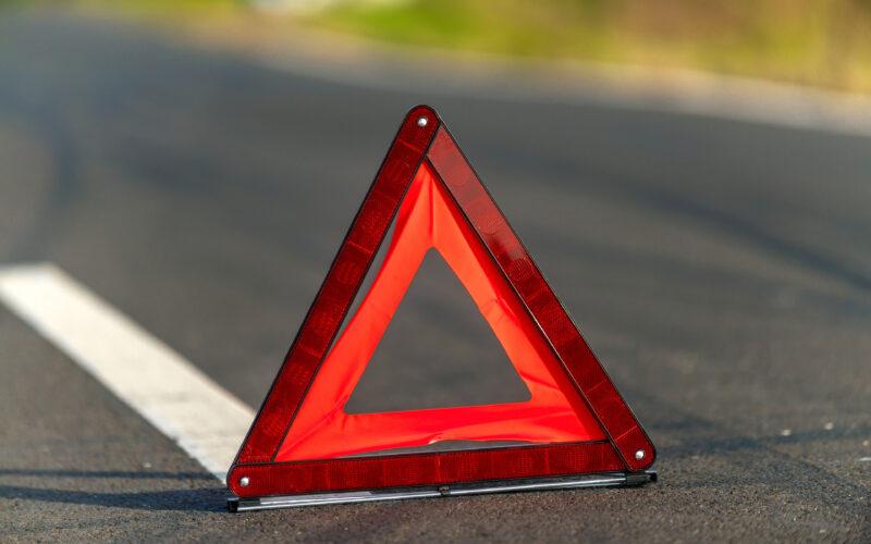 В аварии в Тверской области сильно пострадал мотоциклист