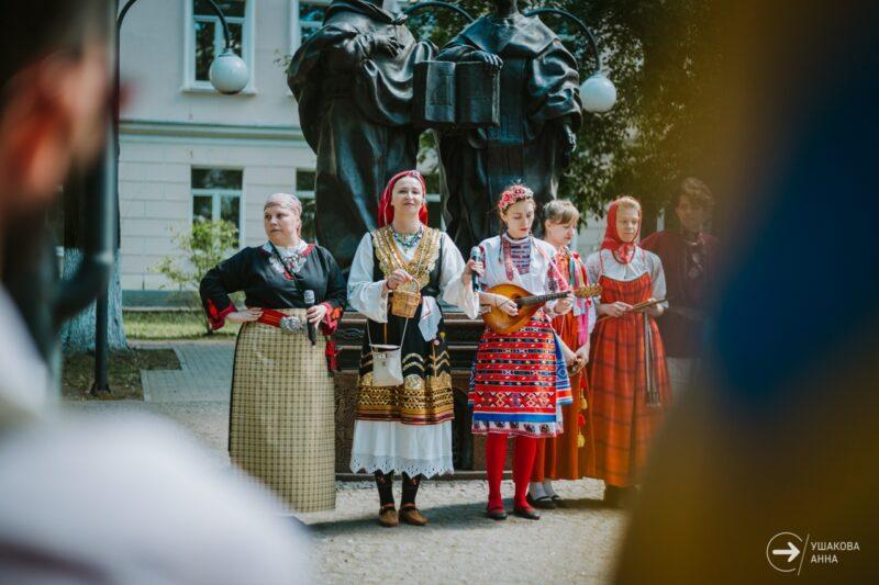 У корпуса филологического факультета ТвГУ пройдет мероприятие в честь дня славянской письменности