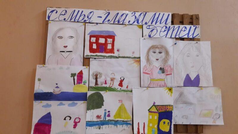 В деревне Домашино отметили Международный день семьи