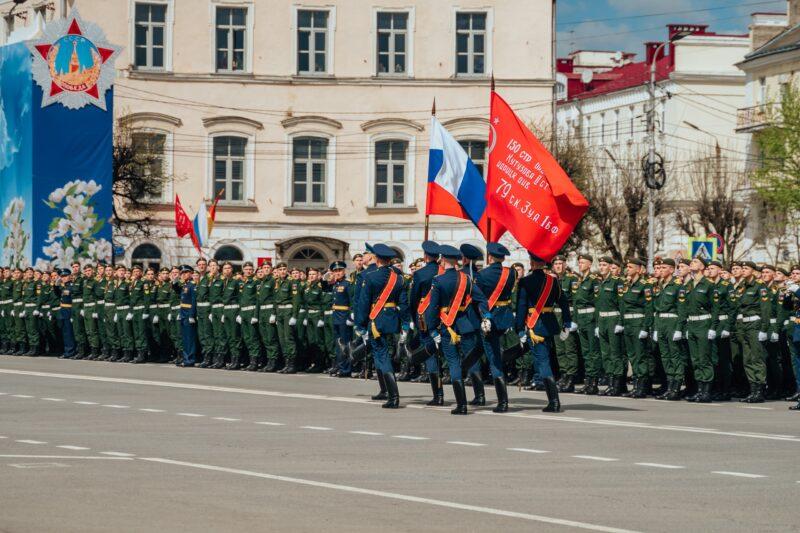 Игорь Руденя поделился эмоциями от празднования Дня Победы