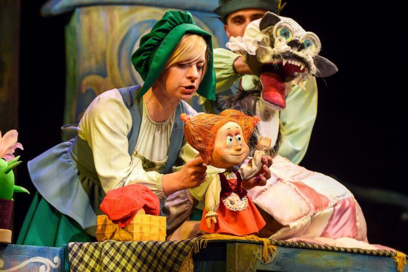 Тверской театр кукол принимает участие в Международном фестивале-акции Baby biennale «0+»