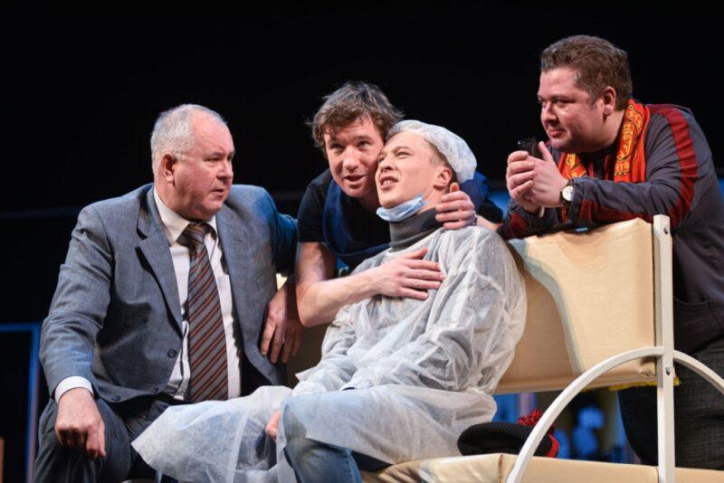 В Тверском театре драмы порассуждают о волшебной силе отцовства в спектакле