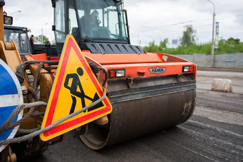 В Западнодвинском районе продолжается ремонт дорог