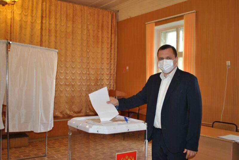 Олег Грязнов: Предварительное голосование - важное и серьезное событие