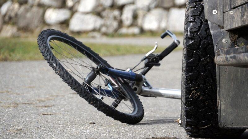 В Тверской области юного велосипедиста сбила машина
