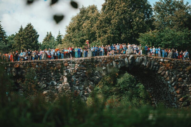 В Тверской области начался фестиваль «Новоторжский рубеж»