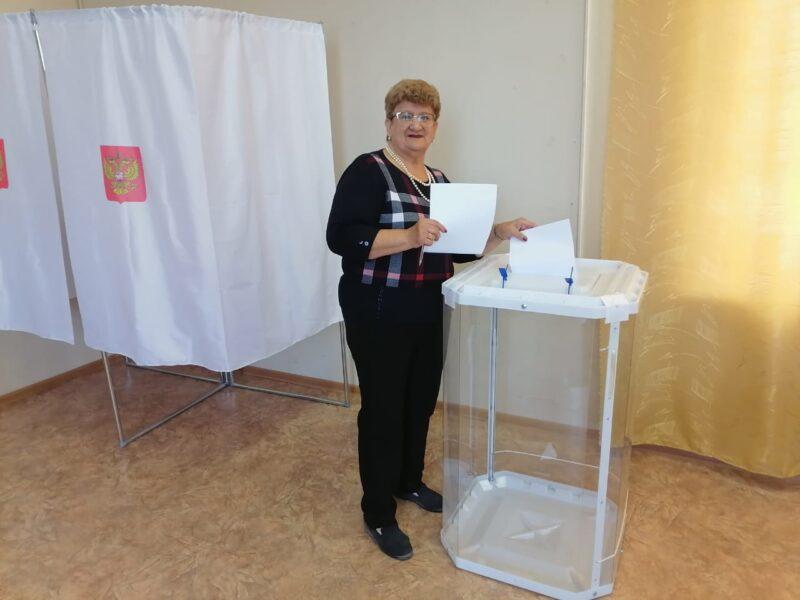 Галина Тарушкина: Приходите на голосование, поддержите тех, кому вы доверяете