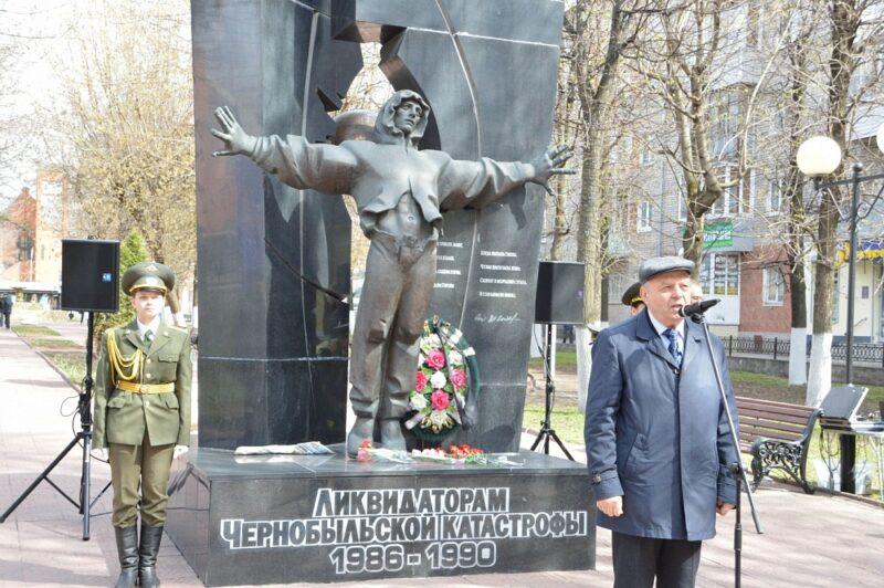 Студентам Конаковского колледжа показали фильм, посвящённый героям-чернобыльцам