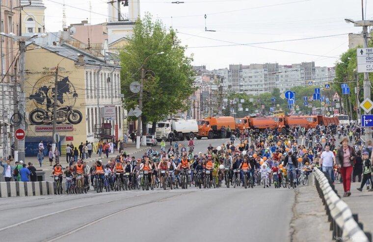 В Твери пройдет велопарад