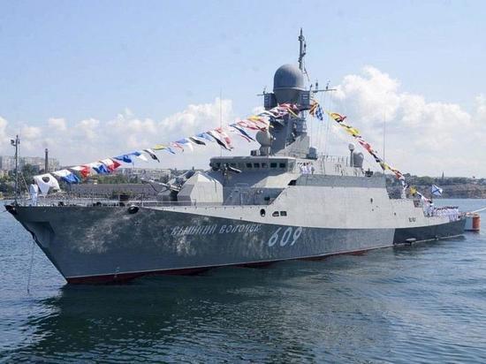Экипаж ракетного корабля получил поздравления из Тверской области