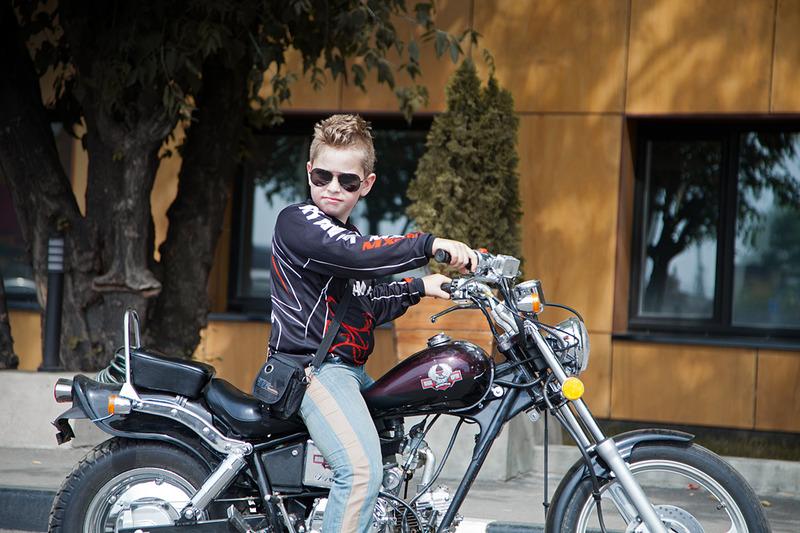 В Тверской области 13-летний подросток попал в аварию на мотоцикле
