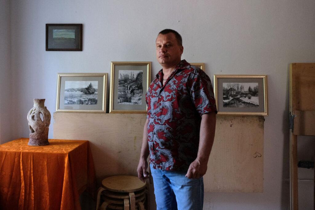 В тверской Горьковке пройдет встреча с живописцем Михаилом Стоячко