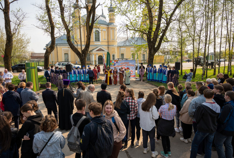 Старица и Берново вошли в число самых красивых населенных пунктов России