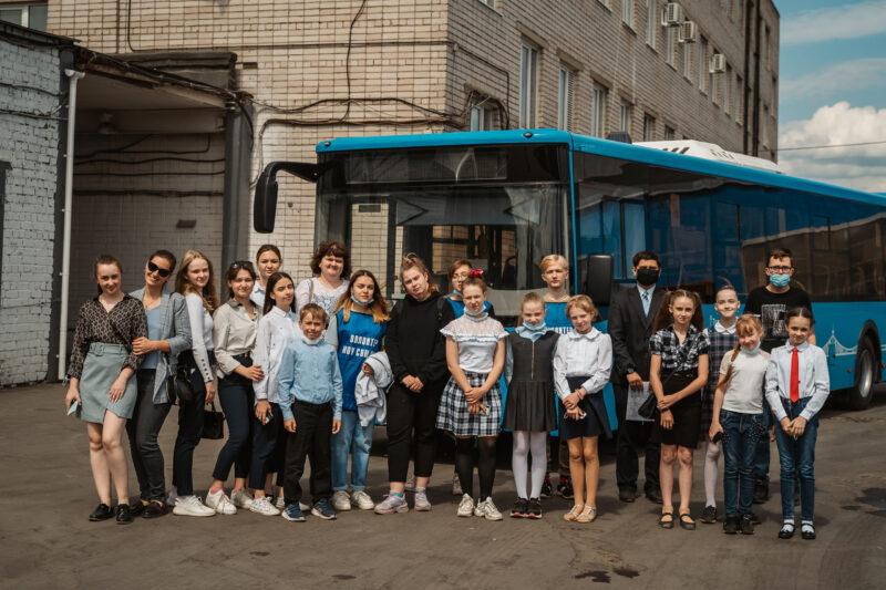 Более 180 школьников Твери приняли участие в конкурсе «Мы едем-едем-едем»