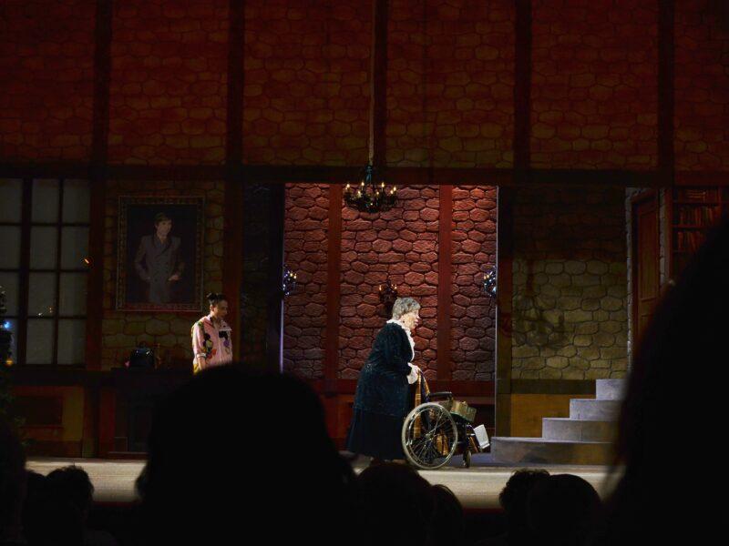 Наина Хонина: великий юбилей в Тверском театре драмы