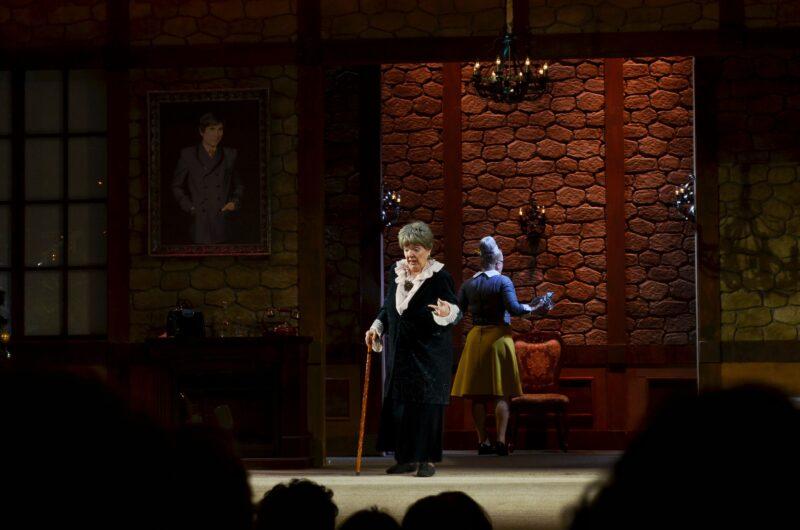 Наина Хонина отметила юбилей на сцене Тверского театра драмы