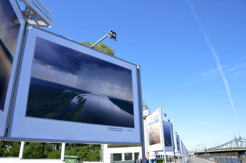 Жители Твери смогут посетить фотовыставку в горсаду