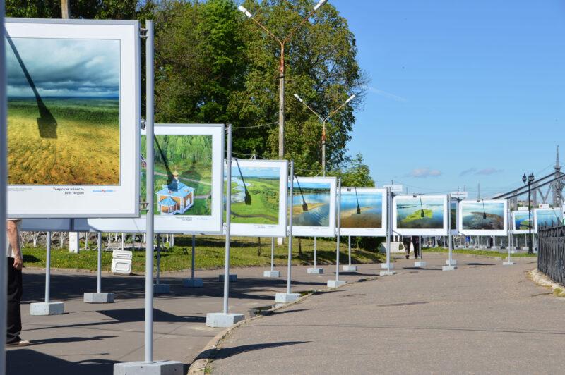 Жители Твери смогут посетить фотовыставку с горсаду