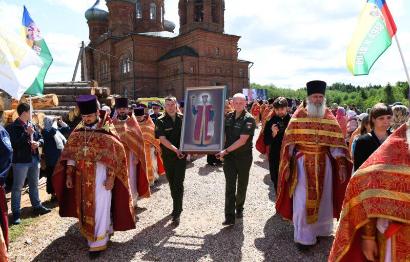 В Тверской области состоится XXII Волжский Крестный ход