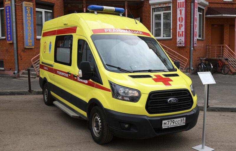 В Тверской области продолжается централизация скорой медицинской помощи для повышения качества работы службы