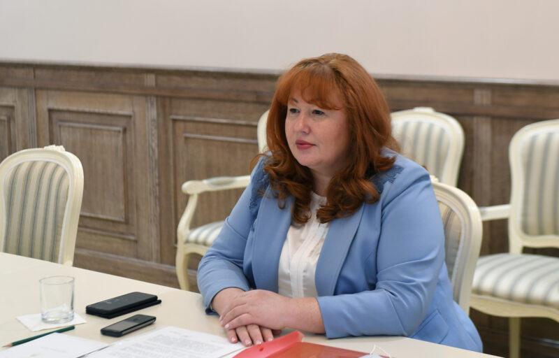 Глава Кимрского района обсудила с губернатором актуальные вопросы развития территории