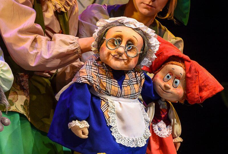 В Тверском театре кукол расскажут историю Красной Шапочки