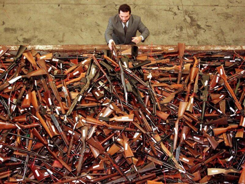 В Тверской области заблокировали страницы по продаже оружия