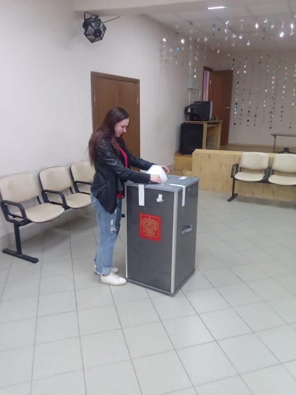 Жители Фировского района принимают участие в предварительном голосовании