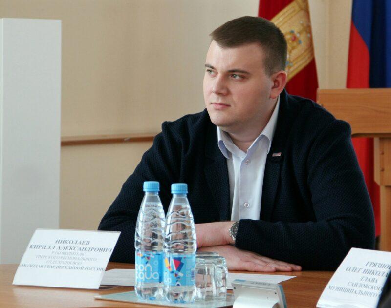 Кирилл Николаев: люди хотят участвовать в жизни страны, влиять на её будущее