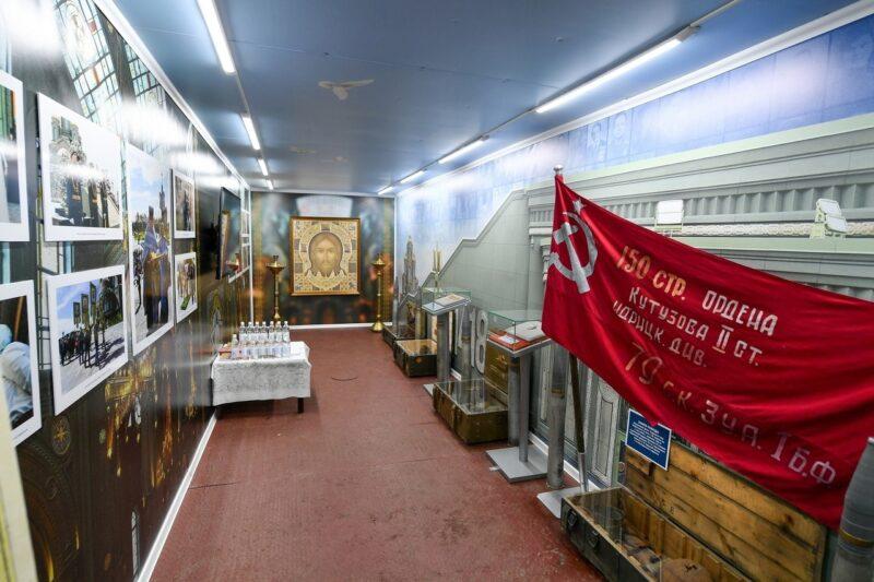 Передвижной музей «Поезд Победы» посетит Тверь