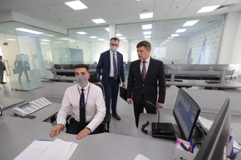 Игорь Маковский встретился с коллективом «Костромаэнерго»