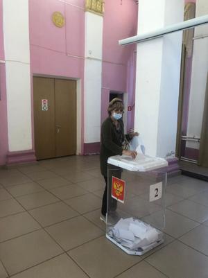 Елена Скокова: Участие в предварительном голосовании считаю обязательным для всех