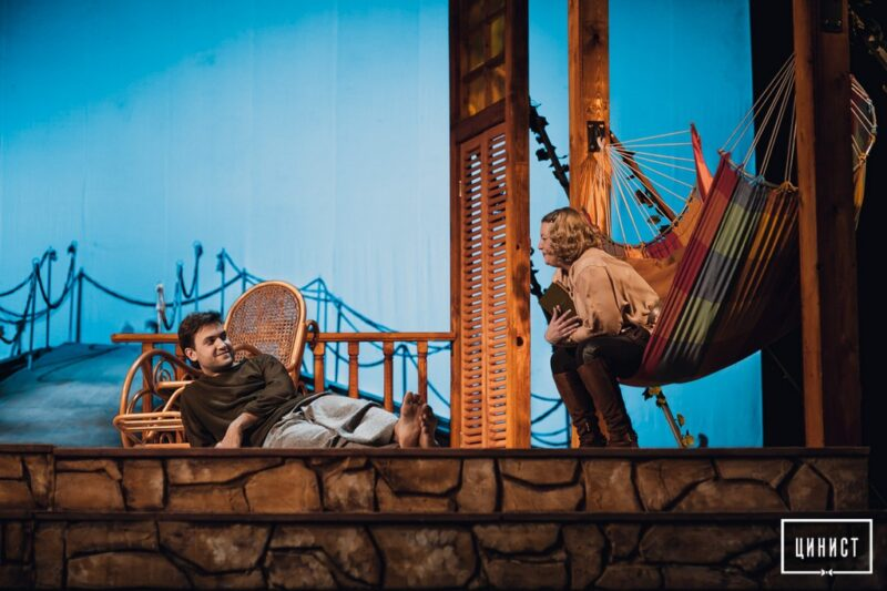 В Тверском театре драмы покажут историю молодого дикаря