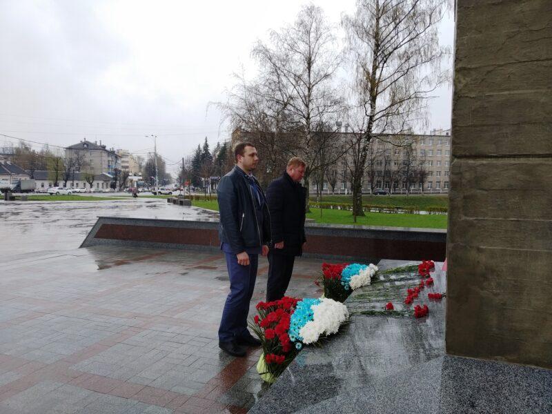 Тверской филиал «Россети Центр» принял участие в автопробеге к 76-ой годовщине Победы