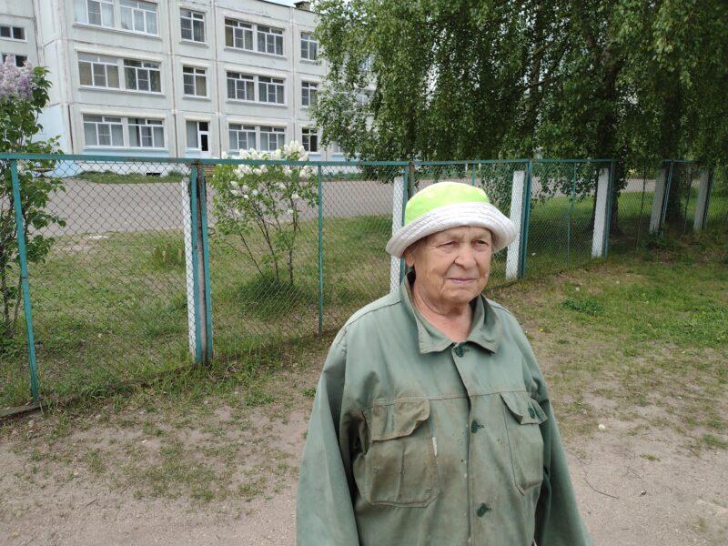 Жительница Торжка отметила свое восьмидесятилетие, придя на избирательный участок