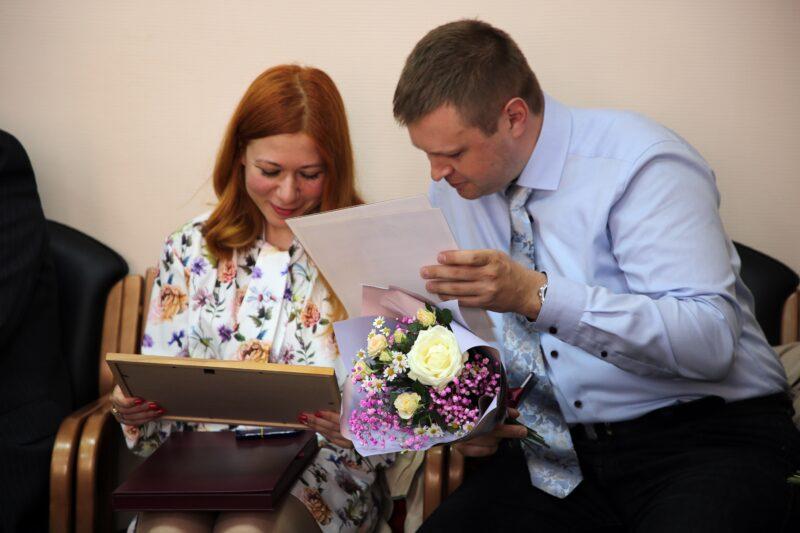 В Тверской области наградили отличившихся инженеров