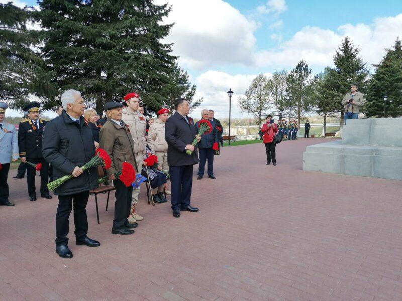 Город воинской славы Ржев отметил День Победы с размахом