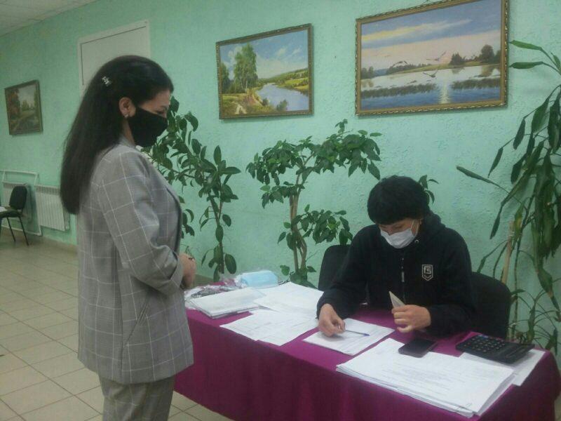 Людмила Беликова: Я пришла на праймериз, чтобы отдать свой голос за достойных людей