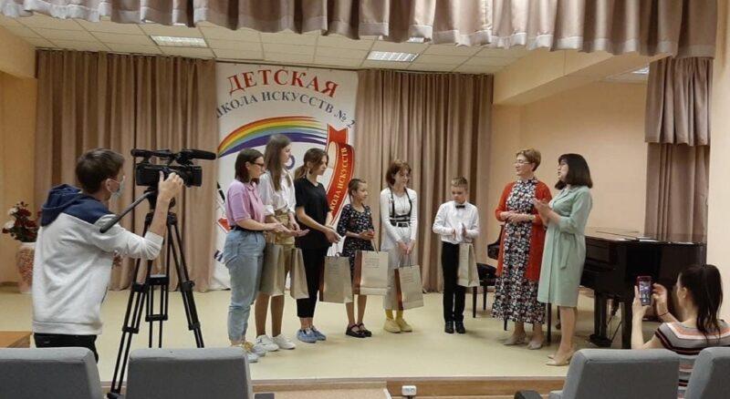 Фонд Владимира Спивакова наградил ржевских преподавателей